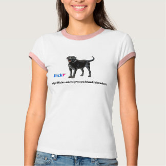 Black Labs Group Womens T-Shirt