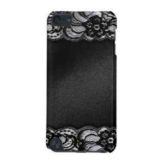 Black Lace and Satin iPod Touch 5G Covers