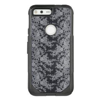 Black Lace OtterBox Google Pixel Case,