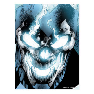 Black Lantern - Color Post Card