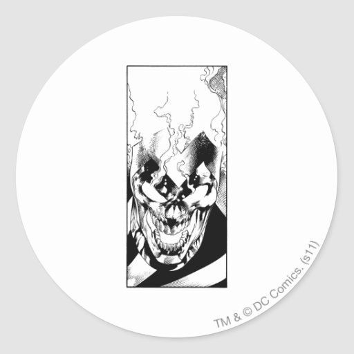 Black Lantern Stickers