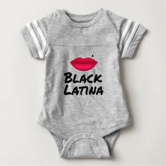 black_latina baby bodysuit