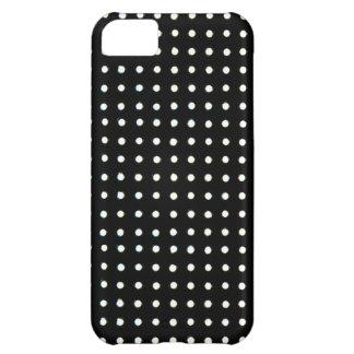 Black Led light iPhone 5C Cases