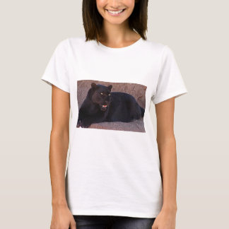 Black Leopard T-Shirt