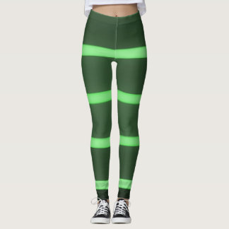 Black Light Green legging