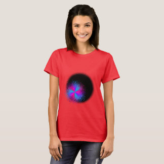 BLACK LIGHT TRUCK ASPIRAL (COLOR EXQUISITIONS) T-Shirt