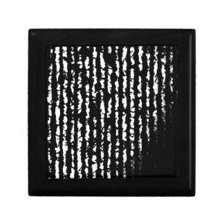 black lines gift box