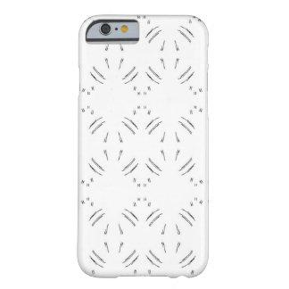 Black Lines iPhone 6/6s Case
