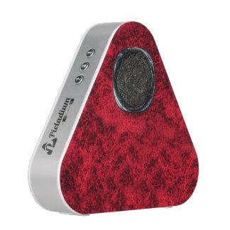 Black Linguine on Red Carpet Blueooth Speaker
