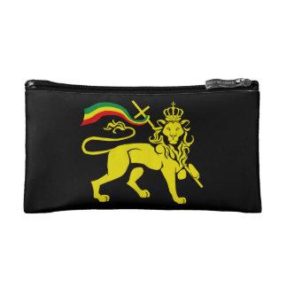 Black Lion of Judah Women's Pencil/Make up bag. Makeup Bags