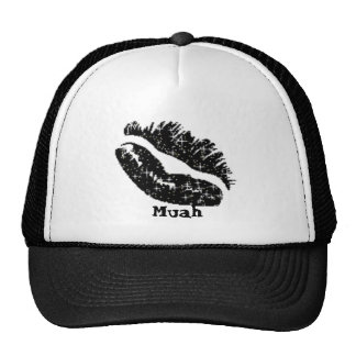 black lips, Muah Trucker Hat