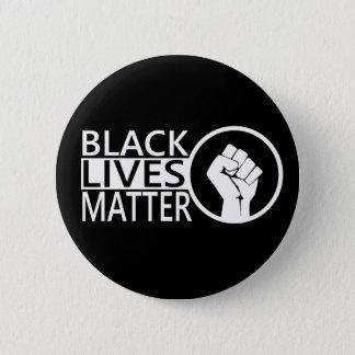 Black Lives Matter #blacklivesmatter Protest 2 Inch Round Button
