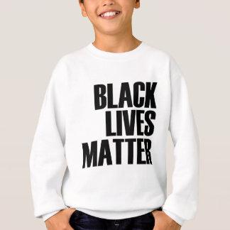 Black Lives Matter - Bold Design - Black Pride Sweatshirt