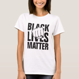 Black Lives Matter - Distressed T-Shirt