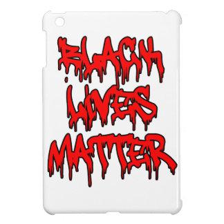 Black Lives Matter Dripping Graffiti iPad Mini Case