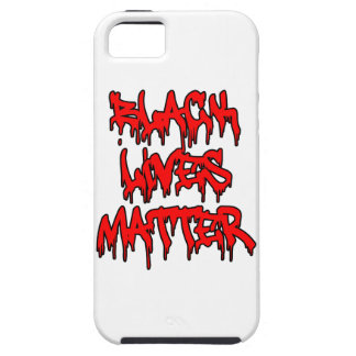 Black Lives Matter Dripping Graffiti iPhone 5 Covers