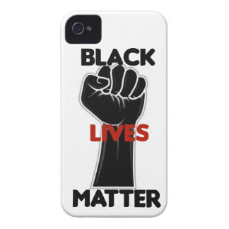 Black Lives Matter Equality Rights iPhone 4 Cases