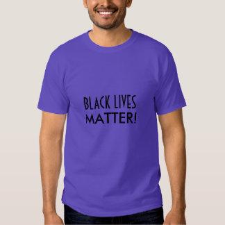 Black Lives Matter  II Tshirts