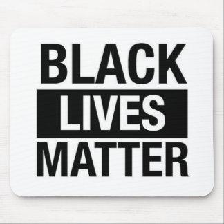 Black Lives Matter Mouse Pad
