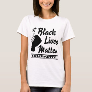 Black Lives Matter - Solidarity T-Shirt