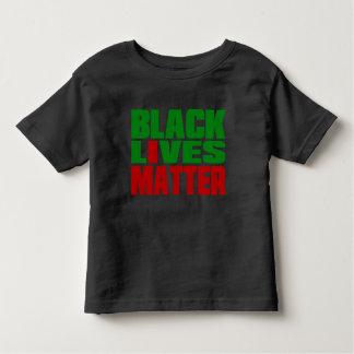 BLACK LIVES MATTER TODDLER T-SHIRT