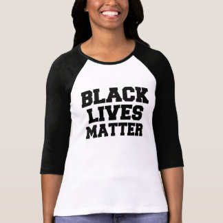 Black Lives Matter women's shirt