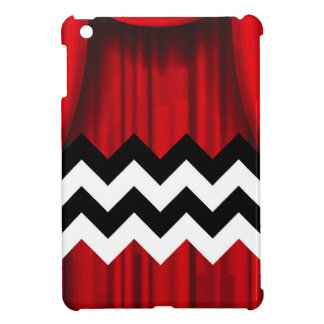black lodge chevron cover for the iPad mini