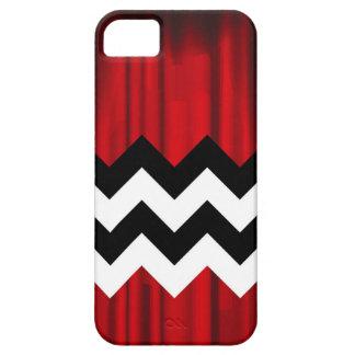 black lodge chevron iPhone 5 cases