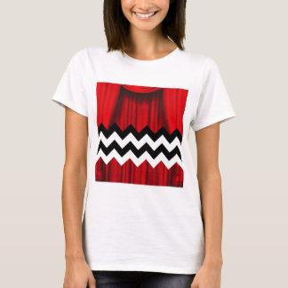 black lodge chevron T-Shirt