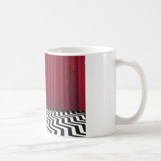 Black Lodge Red Room Mug