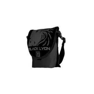 black Lyons design Sam Browne belt to messenger Courier Bag