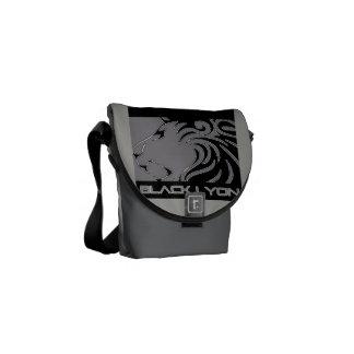 black Lyons design Sam Browne belt to messenger Courier Bags