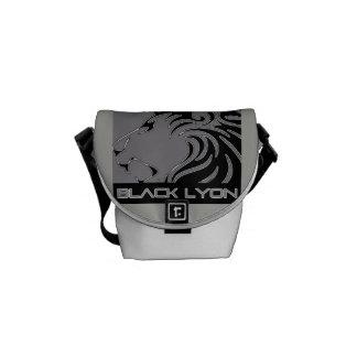 black Lyons design Sam Browne belt to messenger Messenger Bag