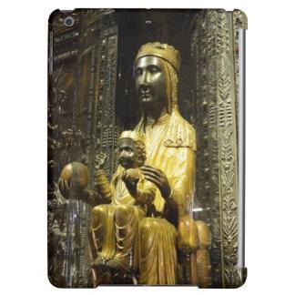 black madonna montserrat cover for iPad air