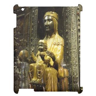black madonna montserrat iPad case