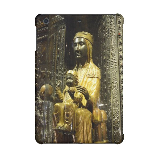black madonna montserrat iPad mini retina cases