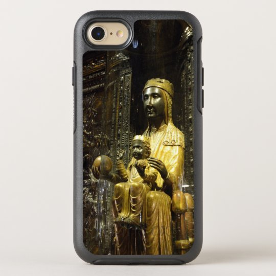 Black Madonna Montserrat OtterBox Symmetry iPhone 8/7 Case