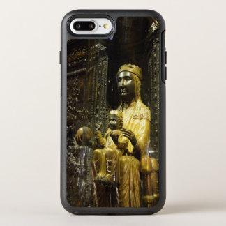 Black Madonna Montserrat OtterBox Symmetry iPhone 8 Plus/7 Plus Case