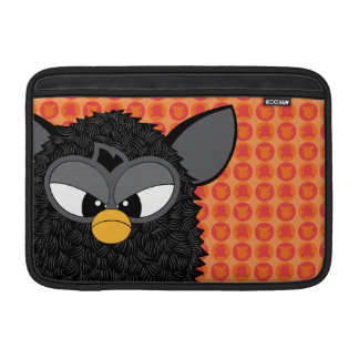 Black Magic Furby MacBook Air Sleeve