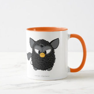 Black Magic Furby Mug