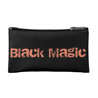 Black Magic Makeup Bag