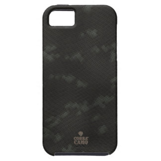 BLACK MAMBA by COBRA CAMO iPhone 5 Case