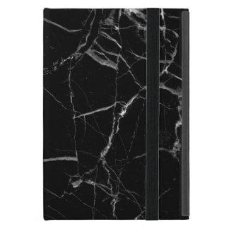 Black Marble Ipad Mini Case