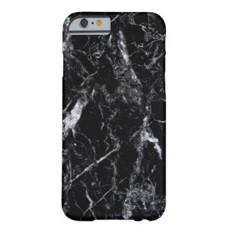 Black Marble iPhone 6/6s Case | Customisable