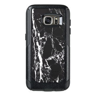 Black Marble Otterbox Samsung Galaxy S7 Case