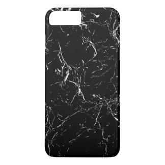 Black Marble Patterned iPhone 8 Plus/7 Plus Case