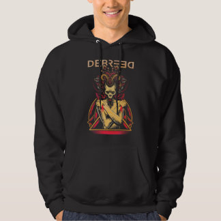 Black Masculine Moleton - Debreed Official Hoodie