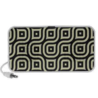 Black Maze New Portable OrigAudio Doodle Speaker