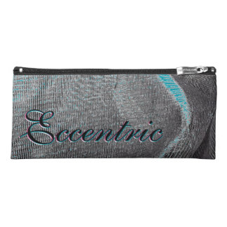 Black Merc Eccentric Pencil Case