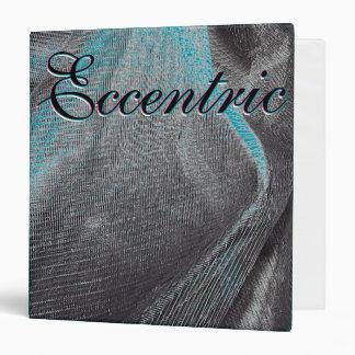 Black Merc Eccentric Vinyl Binders